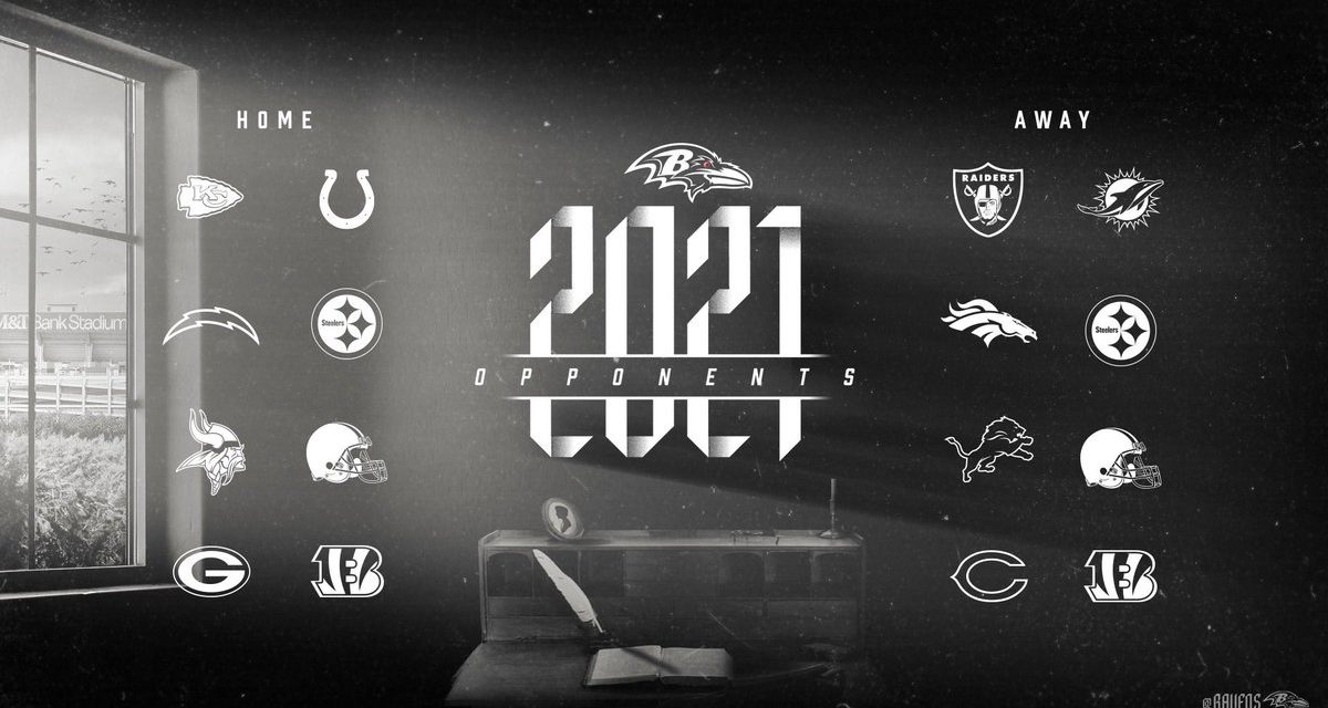 Analyzing the Ravens 2021 Schedule