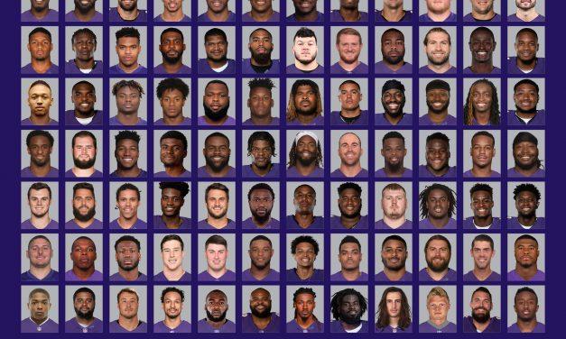 Post Draft Roster