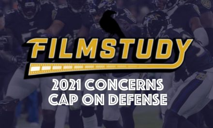 2021 Concerns: Cap on Defense