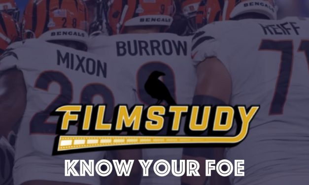 Know Your Foe – Bengals – Week 7 – 2021